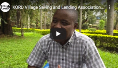 KORD Village Saving and Lending Association project Video